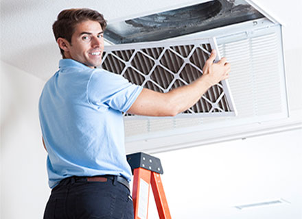 Air Vent Cleaning Richardson TX