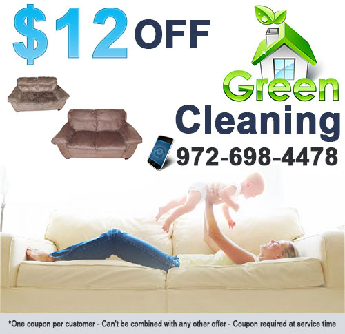 Upholstery Cleaning Special Offer
